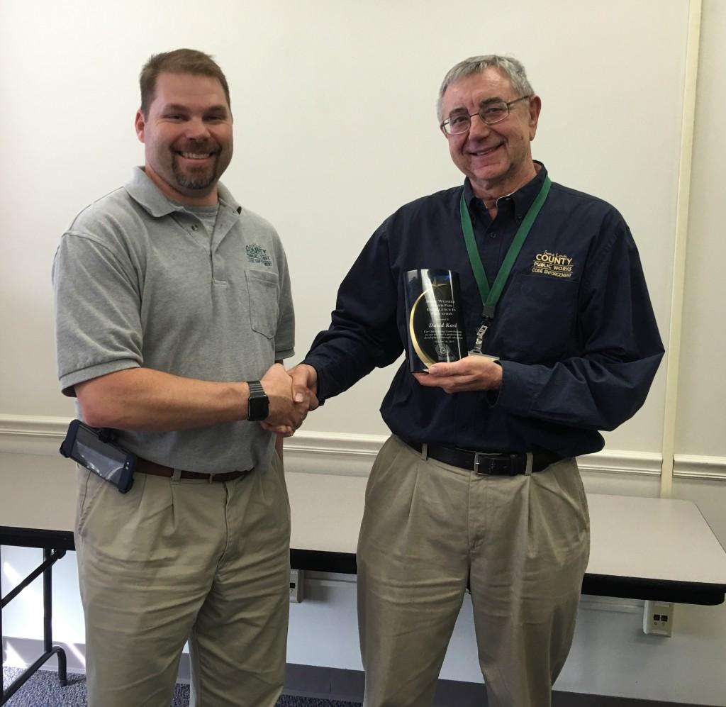 Dave Kasl Education Award