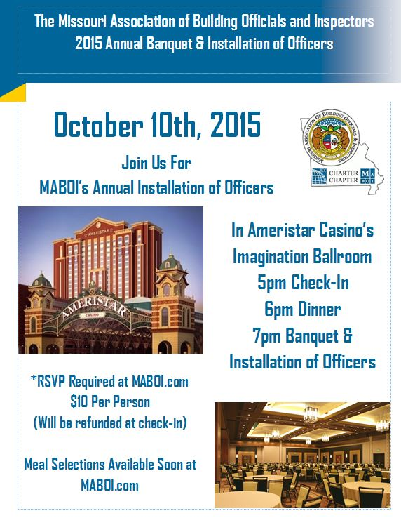 2015 Annual Banquest and Installation of Officers